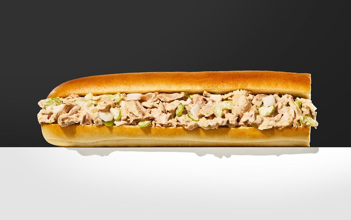 Slim 3 Tuna Salad Sandwich Order Online Jimmy John S