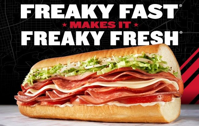 photo regarding Jimmy Johns Printable Menu titled Menu Jimmy Johns Gourmand Sandwiches